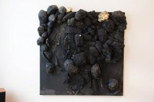 Oeuvre de Jean-Pierre Bronze,  Sans titre, 2012