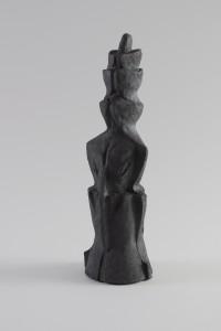Vegetalis XLII, Four à bois, 40,5 x 13 x 10,5 cm, 2019