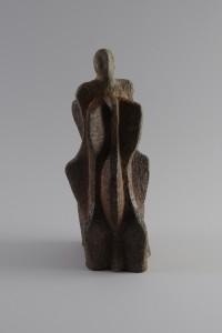 Vegetalis XLIV, Four à bois, 42 x 18 x 16 cm, 2019