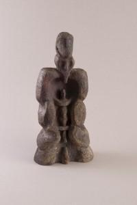 L'Âme attachée  Four à bois,  45 x 21,5 x 15 cm, 2012