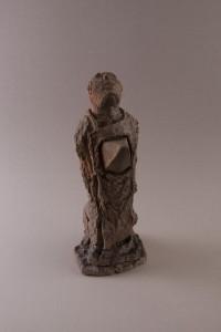 Passion-forgeron  Four à bois, 47,5 x 21 x 19 cm, 2012
