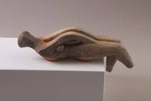 Femme objet II  Four papier,  11 x 40 x 11 cm, 2012