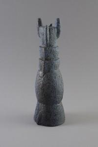 Vegetalis XXXVII, Four à bois, 43 x 13 x 14 cm, 2019
