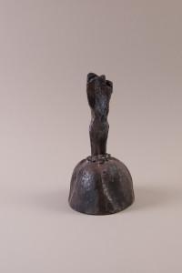 Commencement, Terre cuite au four à bois,  33,5 x 16,8 x 18 cm, 2013