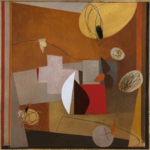 Composizione II, 50 x 50 cm, 2016