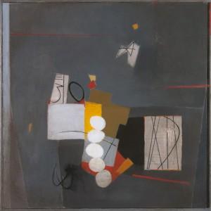 Composizione III, 50 x 50 cm, 2016