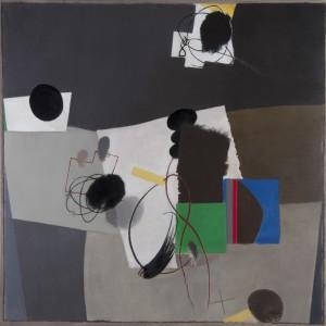 Composizione, 80 x 80 cm, 2016