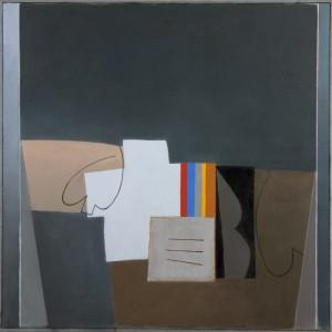 Composizione, 65 x 65 cm, 2016