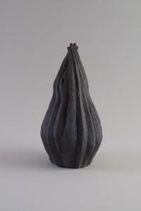 Masculin Féminin (Vegetalis XI), Four à bois, 29 x 15 x 14 cm, 2018