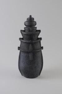 Vegetalis, Four à bois, 41,5 x 17 x 15 cm, 2020