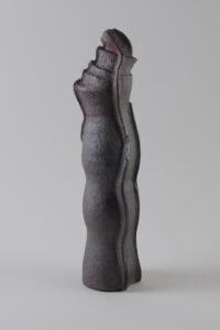 Vegetalis, Four à bois, 42 x 10 x 13,5 cm, 2021