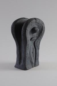 Vegetalis LI, Four à bois, 23,5 x 21 x 16,5 cm, 2019