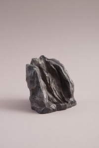 Couple-coquille Terre cuite, 19 x 15,5 x 14,5 cm, 2003