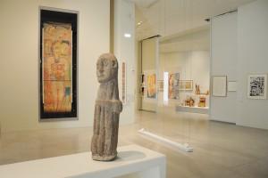 Collection d'art brut au musée LaM à Villeneuve-d'Ascq, France