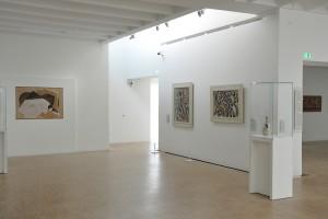 Collection d'art moderne au musée LaM à Villeneuve-d'Ascq, France