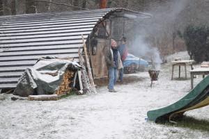 Un 31 mars comme en plein hiver