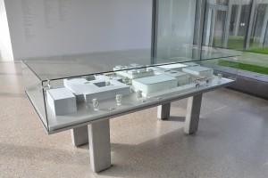 Maquette du musée Folkwang