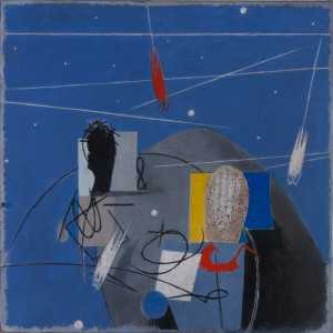 Notte di St Lorenzo, 30 x 30 cm, 2013