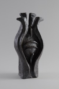 Vegetalis XLVII, Four à bois, 41,5 x 20 x 13 cm, 2019