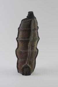 Vegetalis, Raku, 44 x 13 x 17,5 cm, 2020
