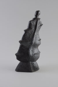 Vegetalis LXXVIII, Four à bois, 38,5 x 11 x 19 cm, 2020