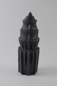 Vegetalis, Four à bois, 45 x 16 x 16 cm, 2020