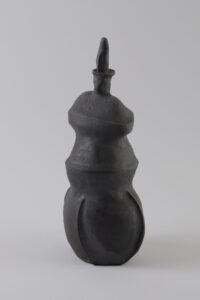 Vegetalis, Four à bois, 39 x 17,5 x 14,5 cm, 2020